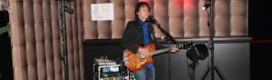 Muziek verjaardag Deventer Troubadour