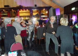 Troubadour feest