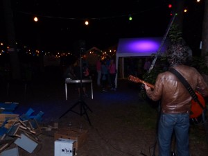 Muziek feestavond