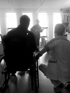 Muziek Deventer Ziekenhuis met Troubadour Casper