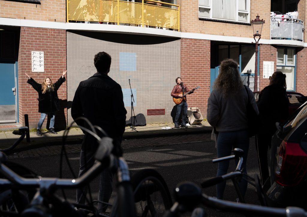 Troubadour verjaardag Amsterdam